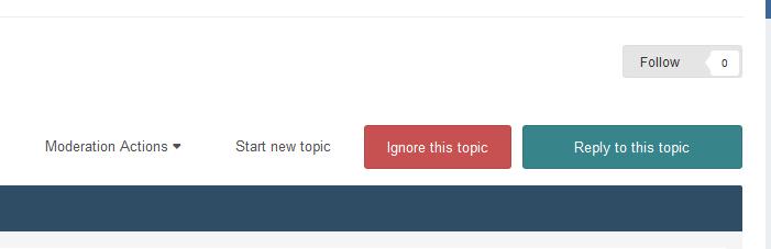 Ignore Topics